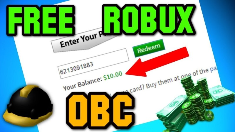 Roblox Card Codes Not Used 2017 October | To Get Robux On ...