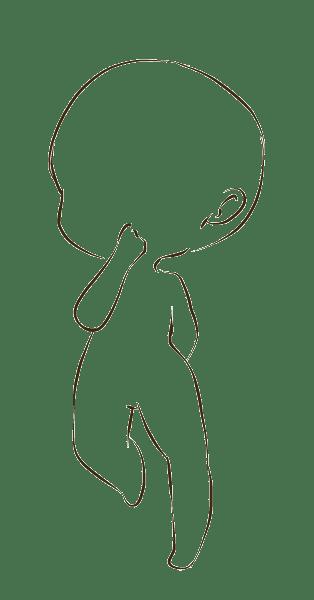 Chibi Base Boy : chibi, Drawing, Bases, Chibi, Installer