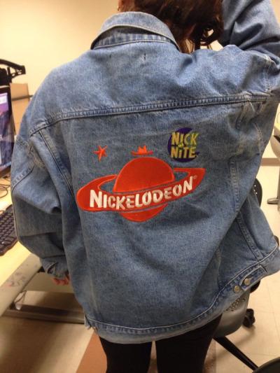 90s denim jacket tumblr