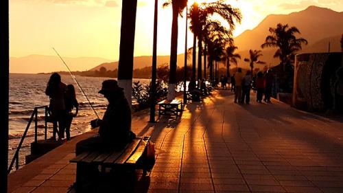 Resultado de imagen para lake chapala sunsets