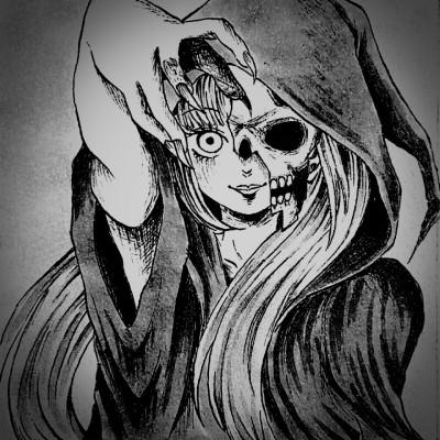 gothic anime tumblr