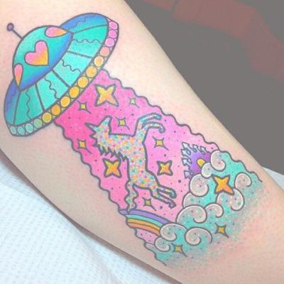 Cute Unicorn Tattoo Tumblr