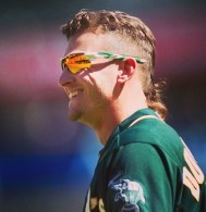 Image result for josh donaldson mullet pic
