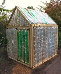 Plastic Bottle Greenhouses Bottles