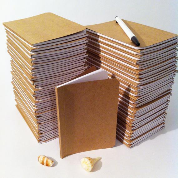 herocious bulk plain notebooks