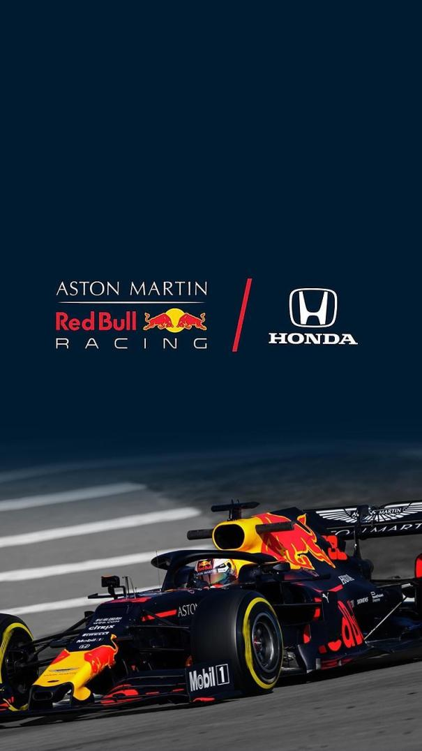 I saw an iPhoneX wallpaper of RB15 and it look… – Formula 1