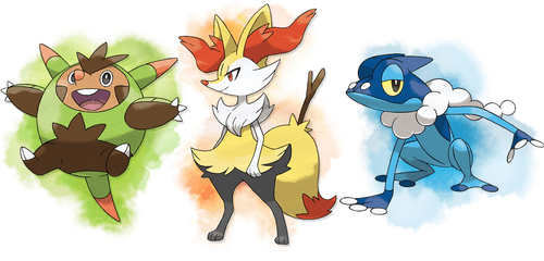 Pokemon Fossil All Pokemon Names Y
