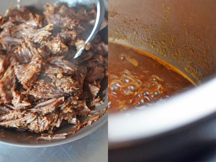 Pressure Cooker Mocha-Rubbed Pot Roast (Adapted from Performance Paleo) by Michelle Tam http://nomnompaleo.com