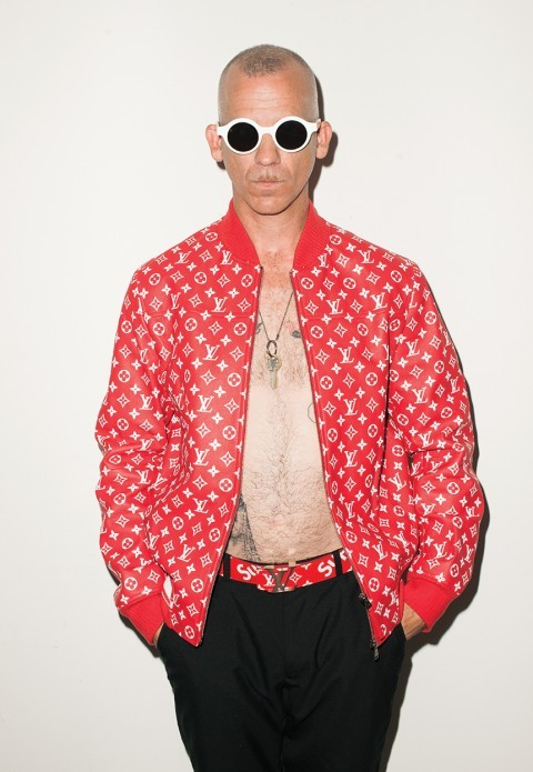 (via Here's the Official Supreme x Louis Vuitton Lookbook)