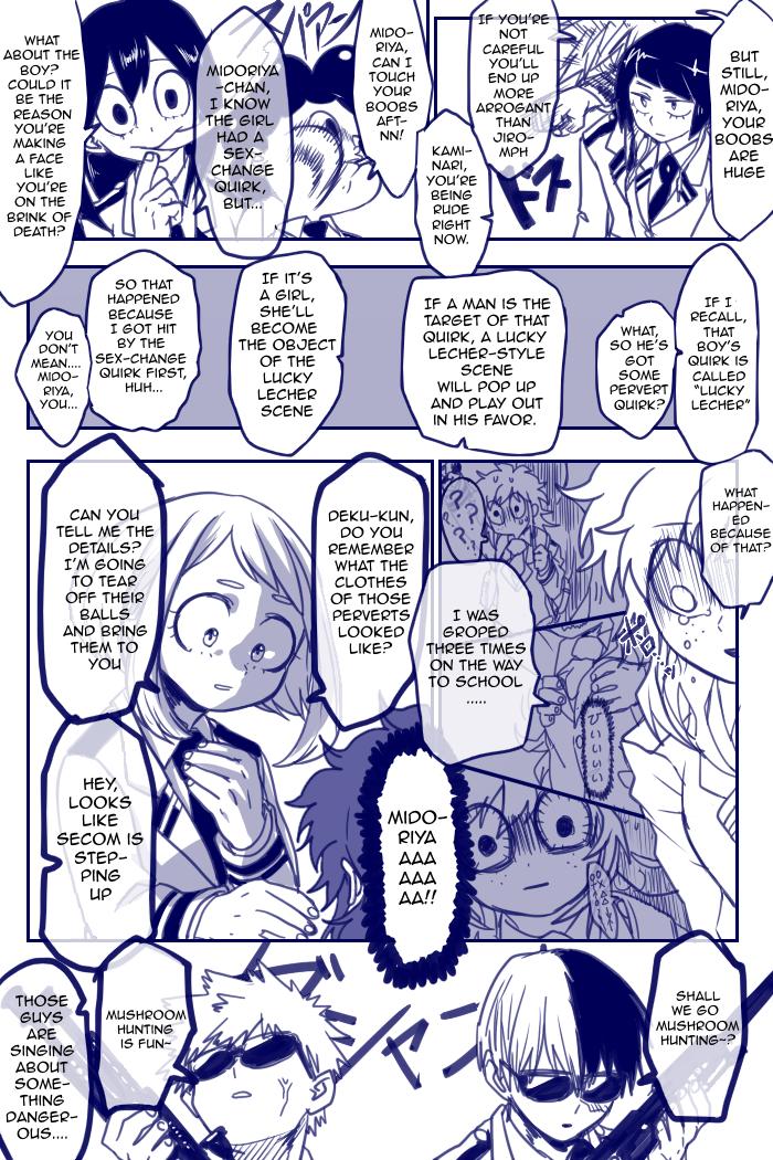 Boku no Hero Academia Misc  The rest of FemDeku heres