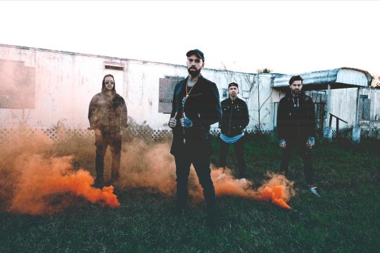 Attila金屬核樂團釋出新曲Toxic