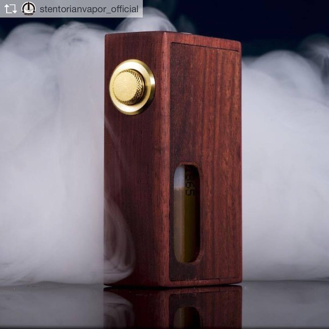 Vapor Snowwolf — RAM Squonk box mod by Stentorian. Specification:...