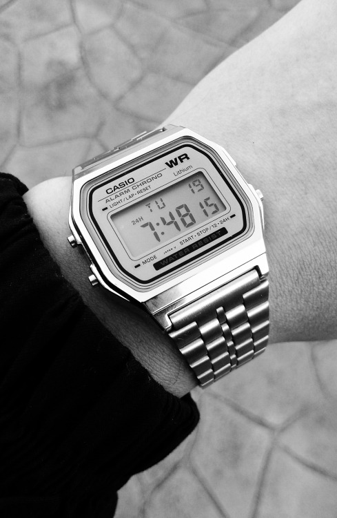 Hipster Girl Iphone Wallpaper Casio Silver Tumblr