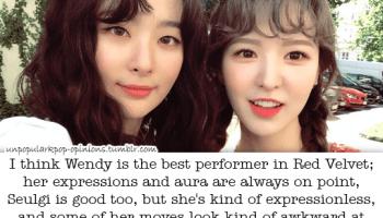 Red velvet Seulgi and Got7 Youngjae really loo… – KPop Fan