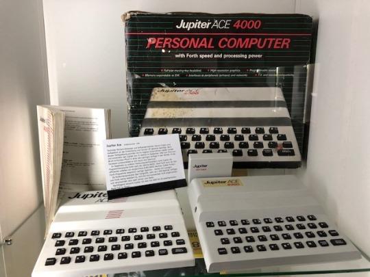 Der Jupiter ACE 4000. EIne Neuentdeckung im Binarium in Dortmund