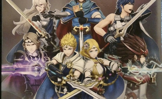 All Gaming All The Time Fire Emblem Warriors Has