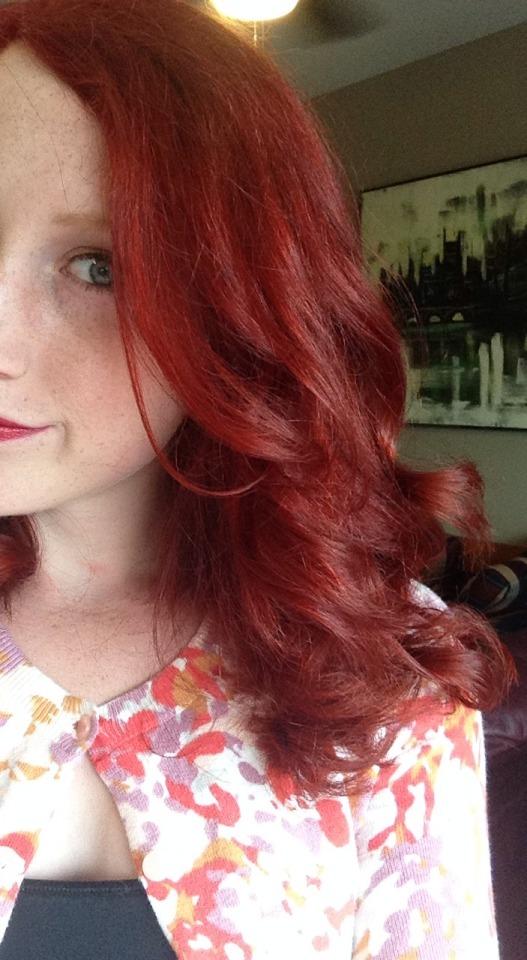 henna hair dye tumblr