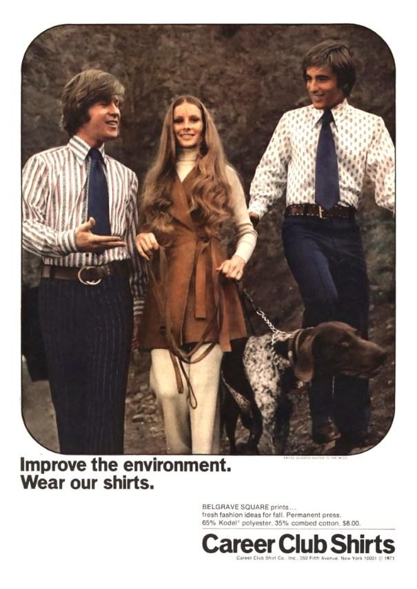 d4397c7d500c Improve the Environment… Career Club Shirts ...