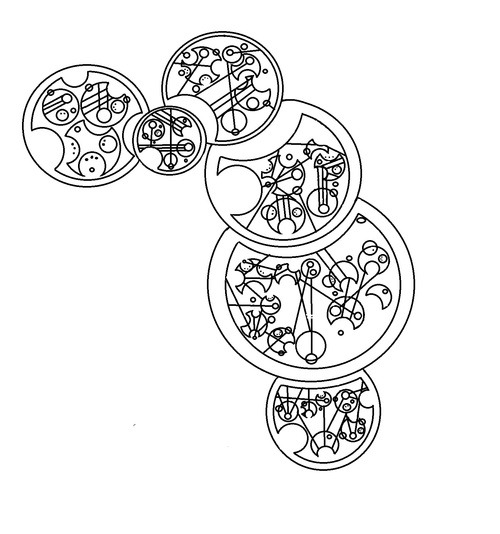 This is My, My Circular Gallifreyan