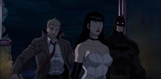 TICGN Justice League Dark