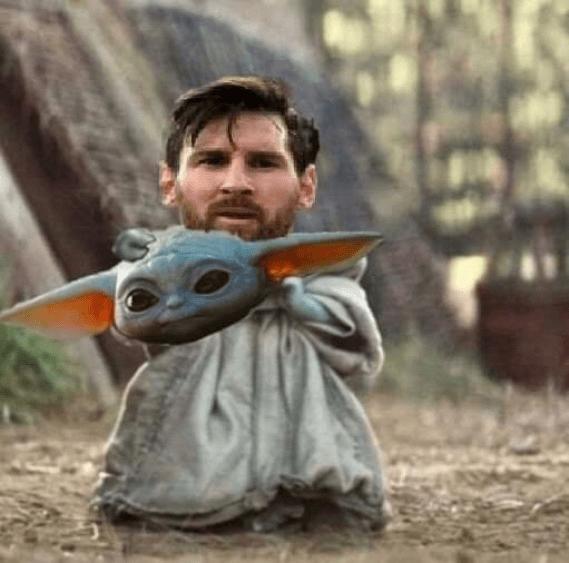 La verdadera identidad de Baby Yoda