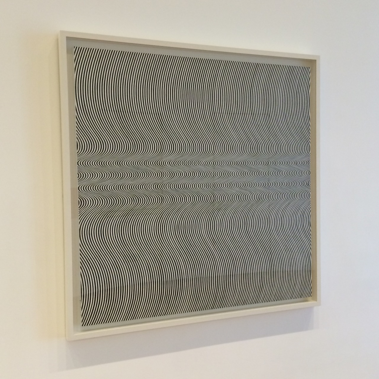 Before Thedress There Was Op Art Like Bridget