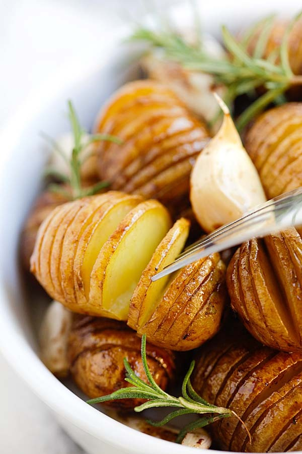 Marble Recipe Potatoes Cheesy