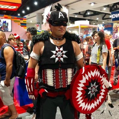 native american cosplay tumblr