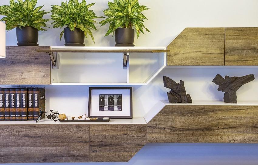 DECOmyplace on Yahoo — 用木紋家具打造自然感紓壓客廳