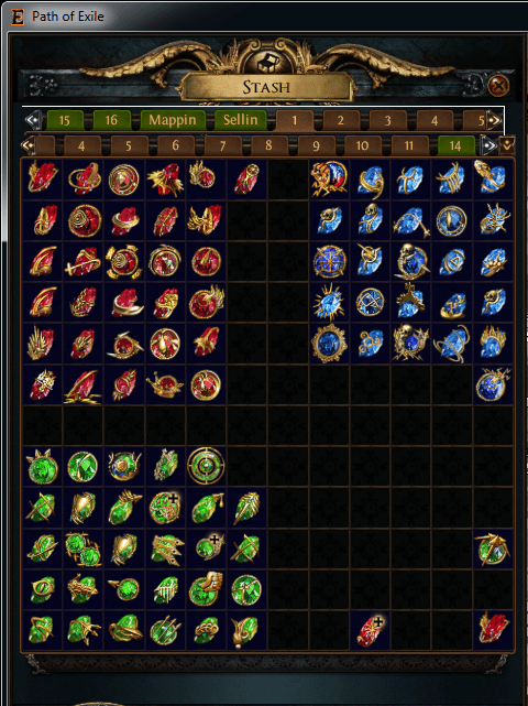 Path Of Exile Labyrinth Layout : exile, labyrinth, layout, Gameplay, Discussion, Stash, Management, Forum, Exile