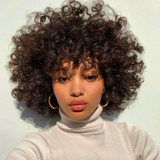 Afro Haircut Tumblr