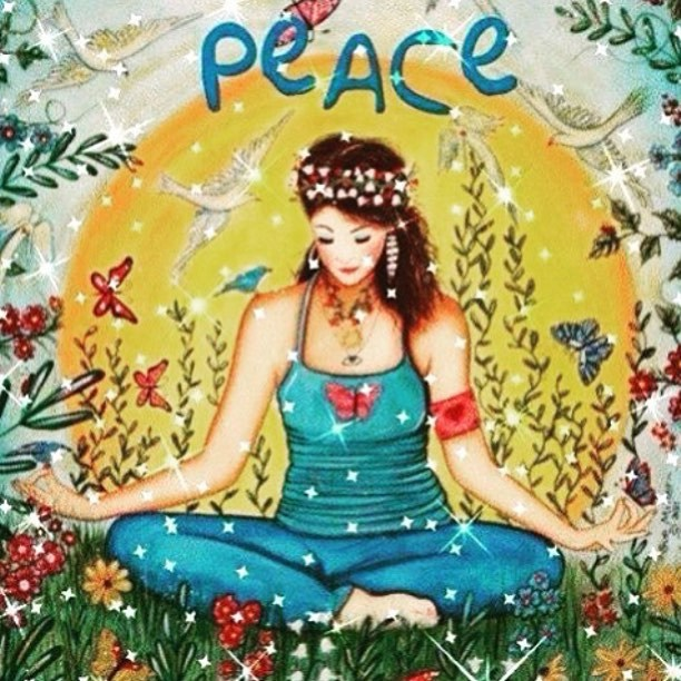 Image result for peace meditate