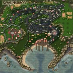 WIP] Fantasy Coastal Fishing Town looking for feedback ProFantasy Community Forum
