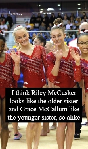 Grace Mccallum Gymnastics
