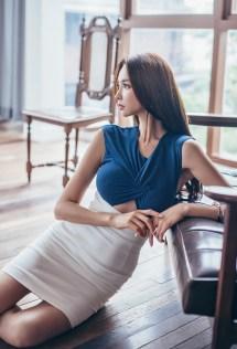 Park Soo Yeon Korean Model