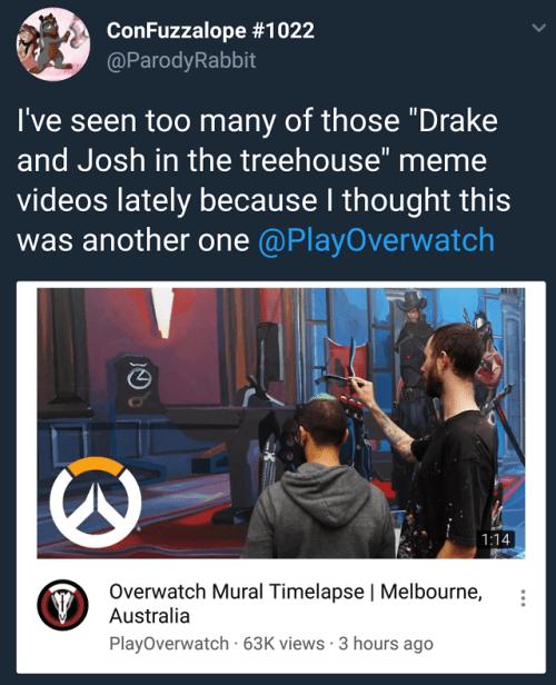 Drake And Josh Treehouse Meme : drake, treehouse, Treehouse, Drake, Memes