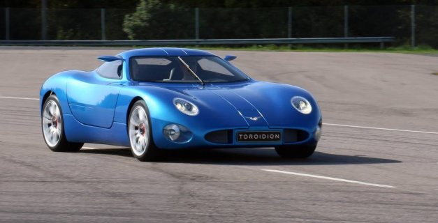 "derautofan: ""Toroidion 1MW - 0 to 400km/h in 11s, 1341 bhp. All electric. [1022x521] via http://autofan.xyz """
