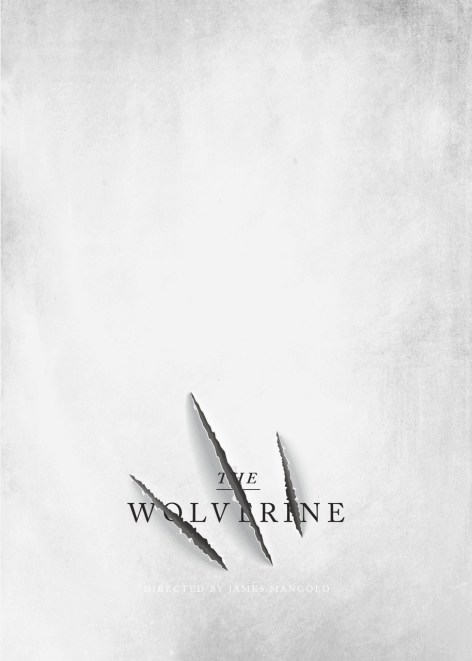 Day 289: The Wolverine. #amovieposteraday