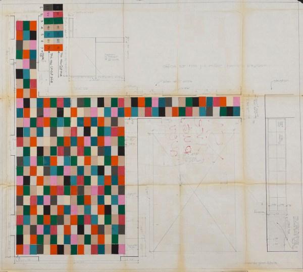 Design Fine. History . Alexander Girard Rug