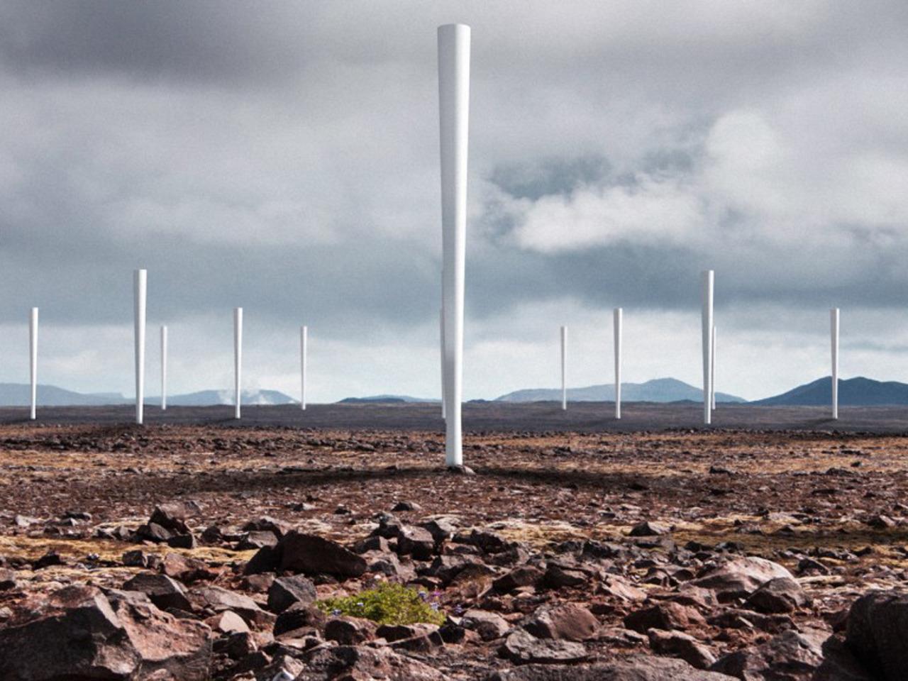 "dazed-unfazed: "" kweyolempress: "" tentakrule: "" winneganfake: "" fullcontactmuse: "" jenniferrpovey: "" holmgangs: "" sunlitrevolution: ""  Bladeless wind turbines generate electricity by shaking, not spinning  "" Scientists hope to hugely reduce the cost..."
