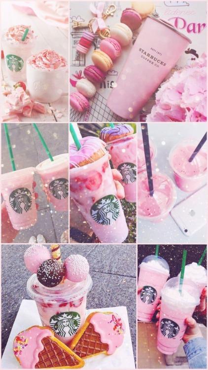 Cute Nutella Wallpapers Starbucks Glitter Tumblr