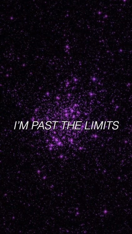 Fall Out Boy Lyrics Wallpaper Purple Aesthetic Lockscreen Tumblr