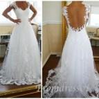 White Lace Prom Dress Tumblr