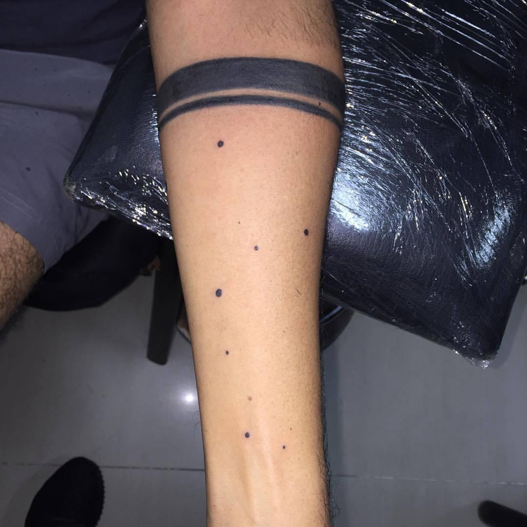 Dr Tattoo Studio By Robert Constelación Del Signo Zodiacal Virgo