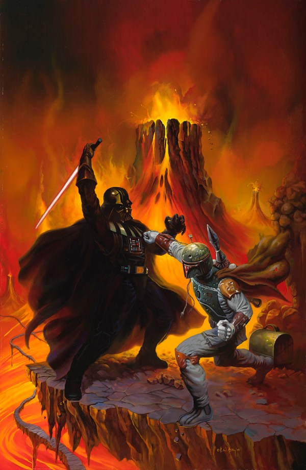 Star Wars - Artist Of Week Ken Kelly