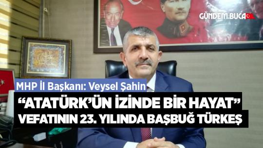 Vefatının 23. Yılında Başbuğ Türkeş