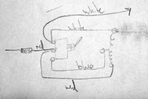 small resolution of here s the wiring diagram for the bazz fuss pedal s pickup simulator as mentioned previously