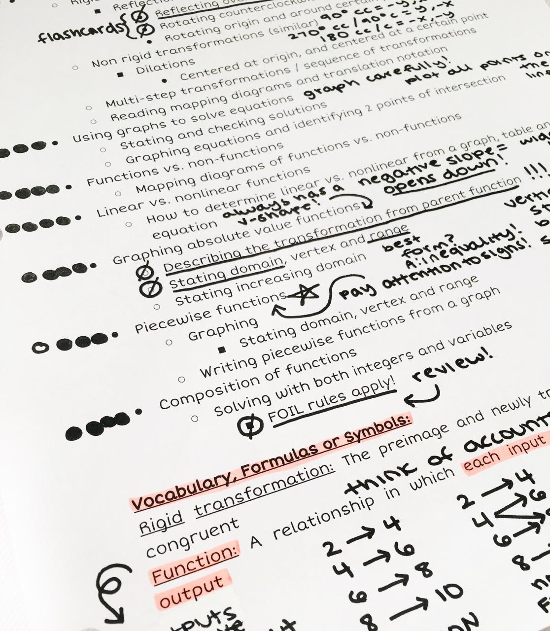 a studyblr. — brainiakk: >> DAY 8 of 100 DAYS OF