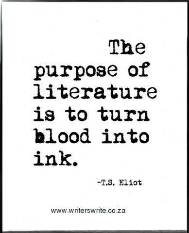 "KAMI GARCIA • ""The purpose of #literature is to turn blood"