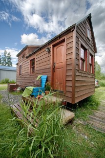 Small & Tiny Home Ideas Tack House